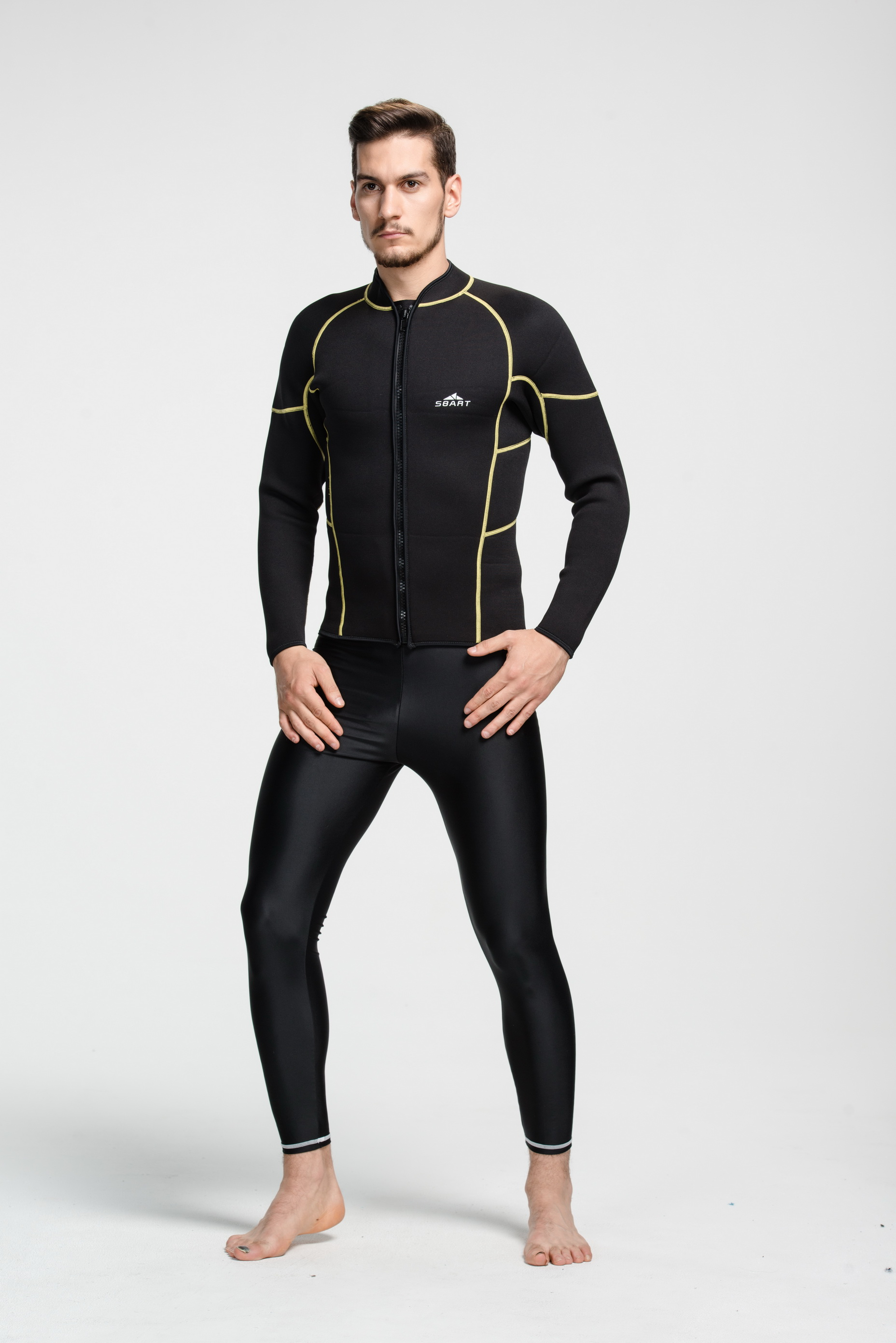custom fishing factory surfing wetsuit